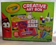 - Crayola Creative Art Box Kit Set 80pc Drawing & Painting