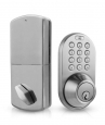 Milocks Smartphone Entry Keypad & Deadbolt - Silver