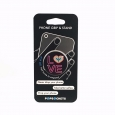 Popsockets Single - Neon Love Popsocket W/ Black Base Universal Phone Holder