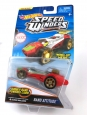 H3 Hot Wheels Boys Speed Winders Red Band Attitude Car