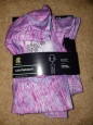 Girls' Lightweight Thermal Underwear Set - C9 Champion Pink L