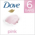 Dove Beauty Bar Soap, Pink