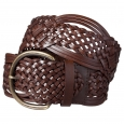Merona Brown Macrame Braid - L