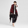 Women's Woven Vest - A Day Red/black