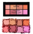 Nyx Professional Makeup Sweet Cheeks Blush Palette, Scbp01