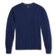 Men's Fruit of the Loom Long Sleeve T-Shirts Deep Cobalt -2XL, Blue