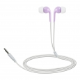 Via Wired Earbuds (Android/iOS) - Mauve Mist