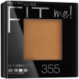 Maybelline Fit Me! Powder, Coconut 355, .3 oz