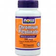 NOW Foods Chromium Picolinate 200 mcg - 100 Capsules