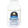 Magnesium Chelate 100 MG 250 Tablets