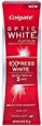 Colgate Optic White Platinum Toothpaste, Express White - 3 oz
