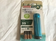 "Coleman Aluminum Led Flashlight ""green"" New/sealed"