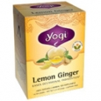 Yogi Tea - Wellness Tea - Lemon Ginger (Pack of 12)