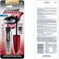 L'Oreal Paris Voluminous Butterfly Intenza Mascara, Blackest Black, .23 fl oz