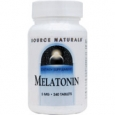 Source Naturals Melatonin 5 mg - 240 Tablets